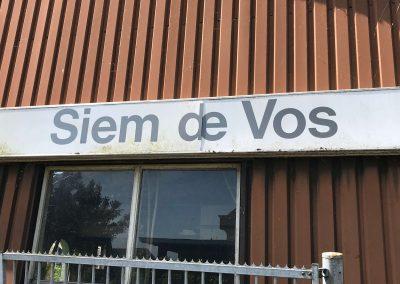 Vossenburcht Goudriaan Meerkerk Siem de vos gevel