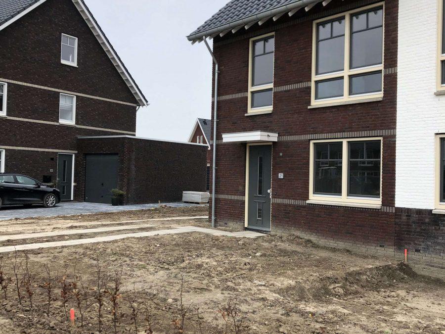Woning afbouw Numansdorp
