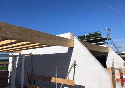 Nieuwbouw 2 onder 1 kap Wijngaarden Meerkerk Bouwprojecten 1