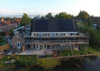 Nieuwbouw 2 onder 1 kap Wijngaarden Meerkerk Bouwprojecten 13