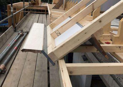 Nieuwbouw 2 onder 1 kap Wijngaarden Meerkerk Bouwprojecten 2