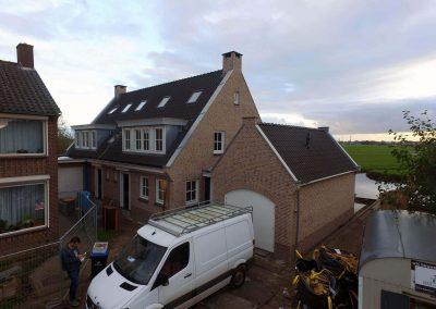 Nieuwbouw 2 onder 1 kap Wijngaarden Meerkerk Bouwprojecten 23