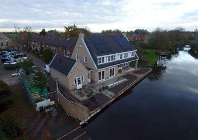 Nieuwbouw 2 onder 1 kap Wijngaarden Meerkerk Bouwprojecten 28