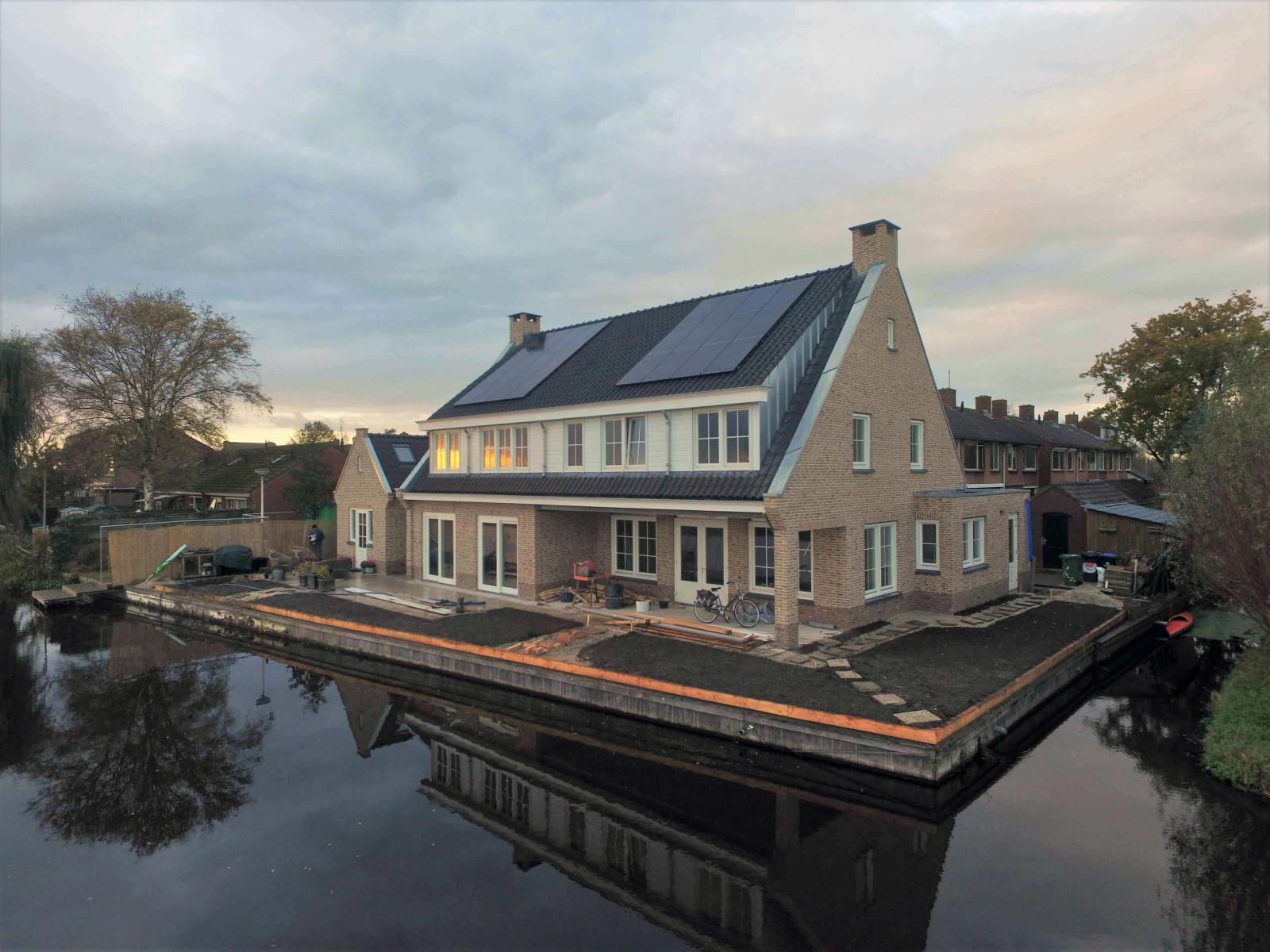 Nieuwbouw 2 onder 1 kap Wijngaarden Meerkerk Bouwprojecten 31