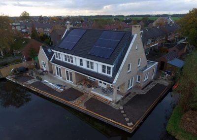 Nieuwbouw 2 onder 1 kap Wijngaarden Meerkerk Bouwprojecten 32