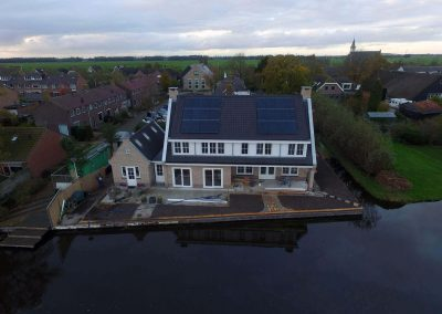 Nieuwbouw 2 onder 1 kap Wijngaarden Meerkerk Bouwprojecten 33
