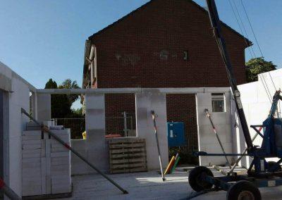 Nieuwbouw 2 onder 1 kap Wijngaarden Meerkerk Bouwprojecten 6