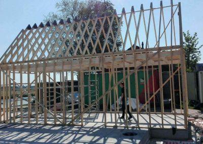 Nieuwbouw 2 onder 1 kap Wijngaarden Meerkerk Bouwprojecten 7