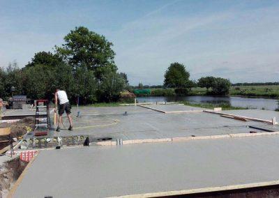 Nieuwbouw 2 onder 1 kap Wijngaarden Meerkerk Bouwprojecten 8