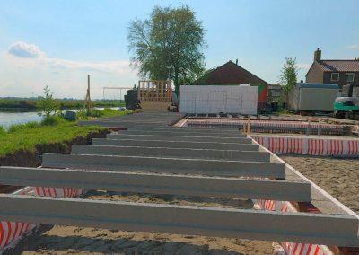 Nieuwbouw 2 onder 1 kap Wijngaarden Meerkerk Bouwprojecten 9