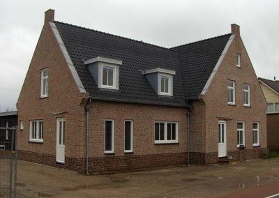 Niewbouwwoningen hofwegen 26 en 27 Bleskensgraaf aanzicht6