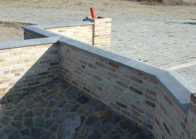 Niewbouwwoningen hofwegen 26 en 27 Bleskensgraaf bouw 1