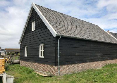 Niewbouwwoningen hofwegen 26 en 27 Bleskensgraaf huis