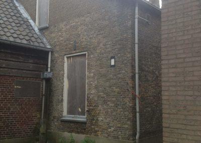 Niewbouwwoningen hofwegen 26 en 27 Bleskensgraaf oude pand 2