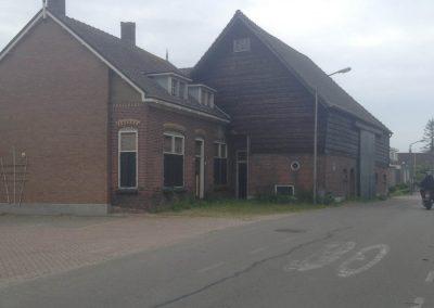 Niewbouwwoningen hofwegen 26 en 27 Bleskensgraaf oude pand 6